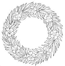 25 coloring wreaths images coloring