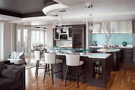 kitchen island with barstools extraordinary sle of kitchen cabinet designs gallery best