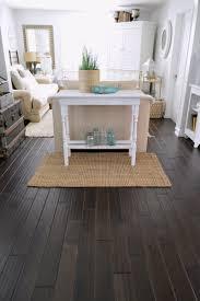 Coastal Laminate Flooring Diy White Washed Wood Table Fox Hollow Cottage