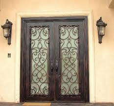 Wrought Iron Home Decor Wrought Iron Interior Doors Pictures On Perfect Home Decor Ideas