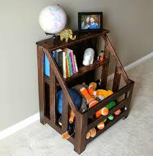 Anna White Bookcase by Ana White Kendra Storage Console Aka Bookshelf Toybox Diy
