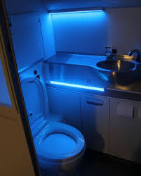 Uv Bathroom Light Bathroom 8 Innovations That Could Actually Make Airplanes More
