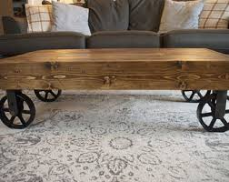 Rustic Coffee Table On Wheels Table Rustic Coffee Table With Wheels Neuro Furniture Table