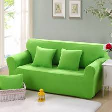 Couch Slipcovers Green Sofa Cover Promotion Shop For Promotional Green Sofa Cover