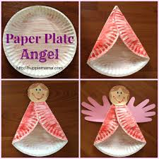 christmas crafts with paper plates ye craft ideas