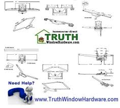 Awning Window Operators Awning And Casement Window Operator Hardware Parts Roto Gear San