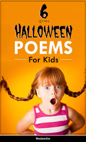 Halloween Poem Kids Scary Childrens Poems Something In The Darkness Poemjpg Coloring