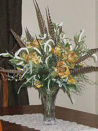 dining room table flower arrangements silk floral arrangements for dining room table dried floral