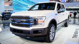 2018 ford f 150 2017 detroit auto show youtube