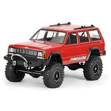 vaterra ascender jeep comanche pro amazon com proline 332100 1992 jeep cherokee clear body toys u0026 games