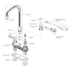 american standard kitchen faucet repair parts american standard bathroom faucet parts simpletask club