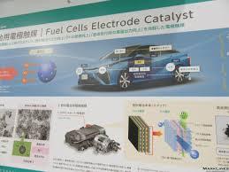 2013 lexus es300h brochure parts manufacturer base detail cataler corporation japan