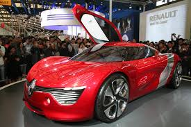 renault dezir interior renault dezir electric concept car at shanghai motor show 上海