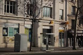 bureau banque postale photo de bureau de la banque postale la banque postale rue du