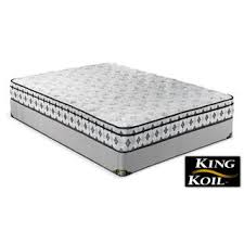 king koil heavenly nights queen mattress boxspring set leon u0027s