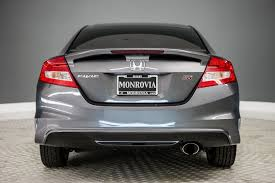 grey honda civic honda civic si in california for sale used cars on buysellsearch