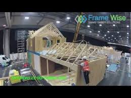 what is an a frame house frame wise build timber frame house at timber expo