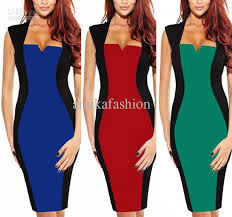 blue green red womens optical illusion colorblock cap sleeve