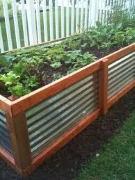 above ground vegetable garden gardening ideas