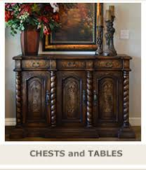 Tuscan Dining Room Old World Tuscan Dining Room Furniture