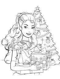 1006 coloring kids images christmas coloring