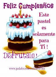 imagenes de pasteles que digan feliz cumpleaños un biscocho de feliz cumpleanos frases bonitas para felicitar