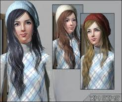 sims 3 hair custom content sims 3 updates xm sims hair at xm sims3