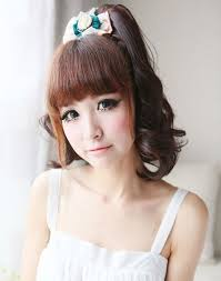 qiuyy com hairstyle ideas asian medium length hairstyles with bangs