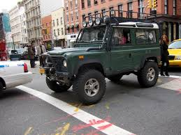 lifted land rover defender 1993 land rover defender information and photos zombiedrive