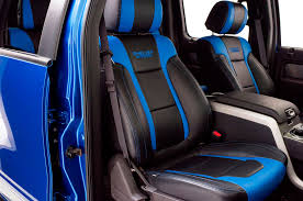 Classic Ford Truck Seats - shelby american