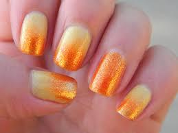 black and orange nail designs gallery nail art designs
