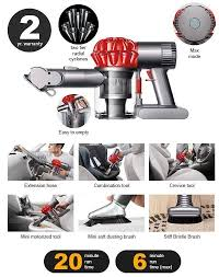 Dyson Handheld Vaccum Dyson V6 Car Boat Handheld Review Finally Something For The Car