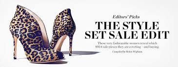designer fashion sale editors picks style set sale edit matchesfashion