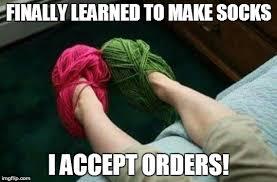 Meme Socks - it s easy to make socks imgflip