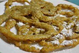 rosemary vegan funnel cakes recipe go dairy free