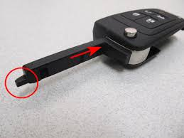 2012 camaro recall transmitter fob appearance after integrated blade removed 2010