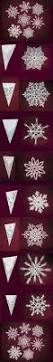 best 25 snowflake craft ideas on pinterest paper snowflakes