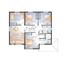 split level homes plans 4 bed contemporary split level home plan eurohouse