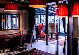 Midcentury Modern Decor - midcentury modern decor hotel maison albar in paris