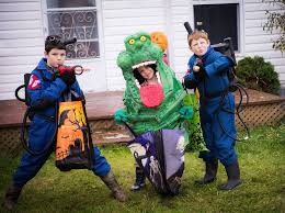 Ghostbusters Halloween Costumes Ghostbusters Slimer Homemade Diy Halloween Costumes