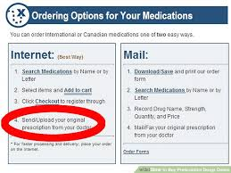 how to buy prescription drugs online 5 steps with pictures
