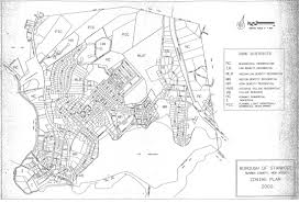 County Map Of Nj Tax And Zoning Maps Borough Of Stanhope