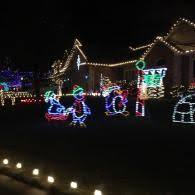 christmas light tours wichita ks christmas lights tour by all world entertainment dj service in