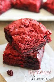 red velvet brownies mandy u0027s recipe box