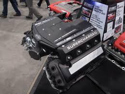 sema 2016 sema 2016 edelbrock u0027s e force supercharger u0027s design changes