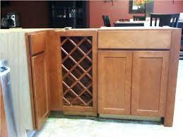 Kitchen Island Wine Rack Wine Rack Inserts For Cabinets U2013 Excavatingsolutions Net