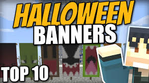 halloween banners minecraft ps4 top 10 halloween banners tutorial ps3 xbox