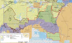 County Map Of Arizona by Mohave County Official Urges Congress To Lift Grand Canyon Mining