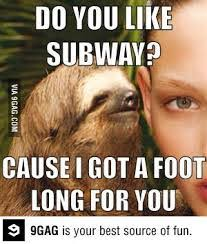 Sloth Jokes Meme - my friend branden has sent this one to me lol joking of course he
