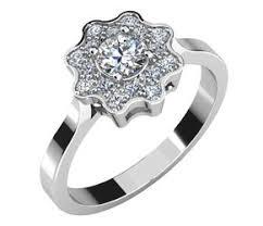 rydl prsteny zásnubní prsteny bílé zlato platina rýdl